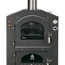 Outdoor Oven - The Inc is the build-in version of the GUSTO, Fontana's best selling portable wood-fired oven. Many can be found in Italy to still be in use after 30 years of service. The Inc is a heavy duty unit that is made of a combination of cast iron, steel, and stainless steel for years of dependable use. They are extremely practical and easy to use – equipped with an interior light and a convection fan. It differs from the Inc Q in that it has 45 degree tapered top corners.
