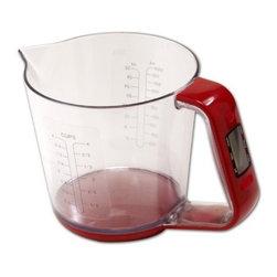 Taylor - Taylor Digital Scale Measuring Cup - Taylor Digital Scale and measuring Cup with 6.6 lb. Capacity