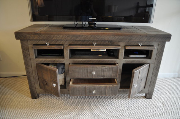 Rustic Entertainment Centers And Tv Stands by Rustic Trades Furniture
