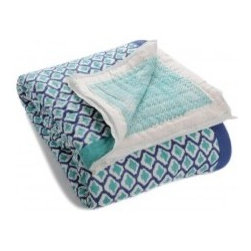 Quilt Phulwari - A statement for the master bedroom, guest bedroom, dorm room, or any room. Our summer weight quilts are light weight, soft and cool in the summer. A delight to snooze under. 100% cotton and hand quilted.