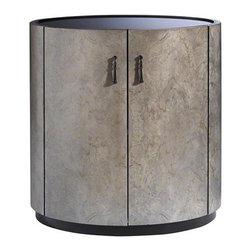 Ellipse Side Table - Bill Sofield - Baker Furniture -
