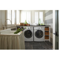 Contemporary Laundry Room by Kohler