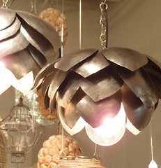 eclectic pendant lighting by Lazy Susan USA