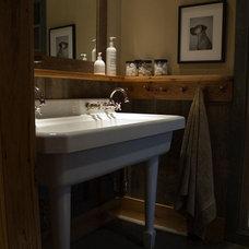 20 Stylish Bathroom Storage Ideas : Home_improvement : DIY