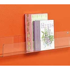 Contemporary Wall Shelves by Clear Solutions Displays