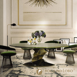 Boca do Lobo Bonsai Dining Table Limited Edition - Boca do Lobo Bonsai Dining Table Limited Edition