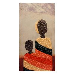 Dcross - Iye (Mother) Original Artwork - Original Artwork made by Funmi Adeshina.