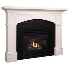 Hycroft Fireplace Mantel Designs by Hazelmere Fireplace Mantels | Custom Wood De