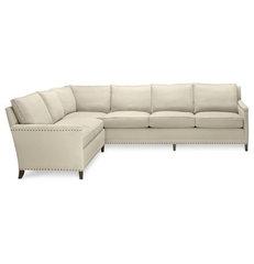 contemporary sectional sofas by Williams-Sonoma