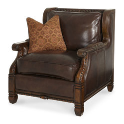 Windsor Court Club Chair