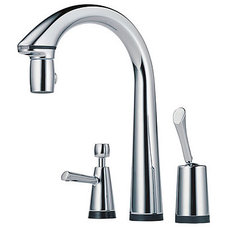 Modern Kitchen Faucets by Brizo Faucet