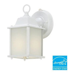Green Matters Outdoor Lanterns Wall Mount Outdoor White