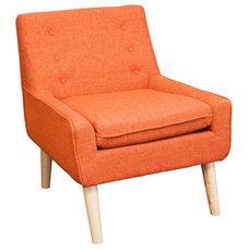 Midcentury Living Room Chairs by Great Deal Furniture