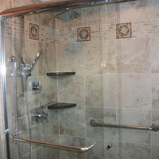 Traditional Showerheads And Body Sprays by Cabinet-S-Top