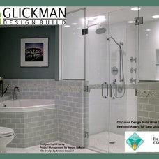 Contemporary Bathroom by Glickman Design Build