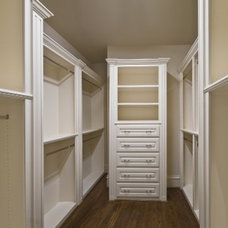 Traditional Storage And Organization by MICHAEL MOLTHAN LUXURY HOMES