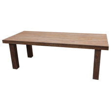 Modern Dining Tables by Mortise & Tenon Custom Furniture Store