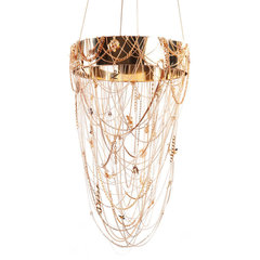 contemporary chandeliers by Eva Menz