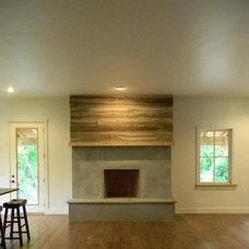 Modern Kitchen by Oak Ridge Builders, Inc.