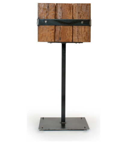 Rustic Nightstands And Bedside Tables by Real Industrial Edge Furniture