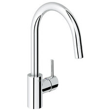 Contemporary Kitchen Faucets by Rebekah Zaveloff | KitchenLab