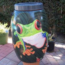Tropical  by rain barrel artist