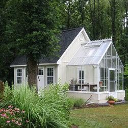 Lean to Greenhouses -