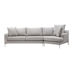 Sofas modular lounges find sofas and modular lounges online for Angled chaise lounge sofa