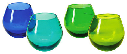 contemporary glassware by Drinkstuff