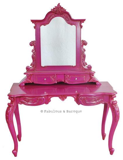 Traditional Bedroom & Makeup Vanities by Fabulous & Baroque, LLC