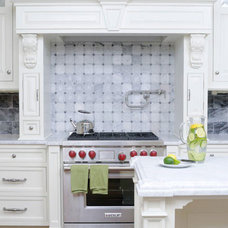 Traditional Kitchen by Statements Tile