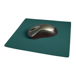 The Felt Store - 9 Inch Square Mousepad Teal - The 9 inches Square Designer Felt Mousepad is made of 100% Virgin Wool Designer Felt at 3mm thick. This mousepad adds personality to any work station! Each square mousepad features attractive rounded corners and is brightly colored. Add some natural beauty to your office or desk! Available in Teal, Mango and Fuchsia.