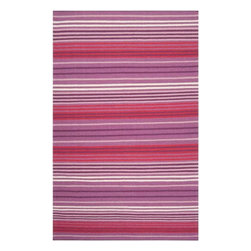 Country Living - Country Living Happy Cottage Flatweave Hand Woven Wool Rug X-85-8085CH - From Country Living the Happy Cottage collection offers classic cottage inspired style in a fresh and cheerful color palette. Designs include classic farmhouse stripes, bold plaids, and vintage patterns, transforming any space into a cozy retreat. These flat pile reversible rugs are hand woven in India from 100% wool.