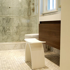 Transitional Tile by Gillian Gillies Interiors (GGI)