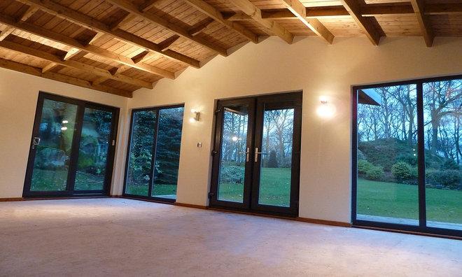Eclectic Prefab Studios by bespoke cabins & summerhouses