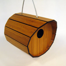 Contemporary Birdhouses by Supermarket