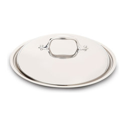 """Anolon Advanced Bakeware 9.5"""" Fluted Mold Pan,http://www.ekitchenworld.com,Put s - All-Clad Stainless 10-inch domed lid.  Product Features      Stainless steel construction   Made in USA"""