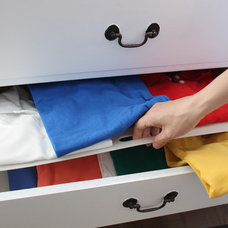 Clothes And Shoes Organizers by Lift N Find™ Drawer and Luggage Dividers