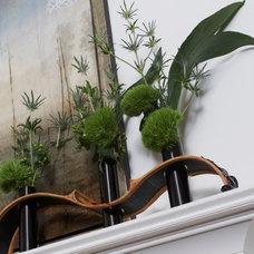 Eclectic Living Room by Daniel Dionne Designs llc