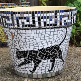 Amazon.com: Greek Key Tiffany Stained Glass Kitchen Island Pendant