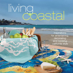 Living Coastal Coffee Table Book