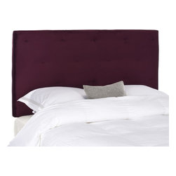 Safavieh - Delphine Full Headboard - Delphine Full Headboard