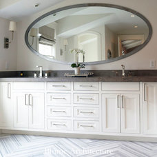 Traditional Bathroom by Blume Architecture