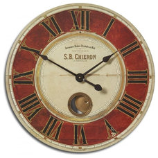 Contemporary Wall Clocks by the essentials inside