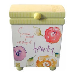 """WL - Rectangle """"Beauty"""" Mini Box Design Collectible Decoration Statue - This gorgeous Rectangle """"Beauty"""" Mini Box Design Collectible Decoration Statue has the finest details and highest quality you will find anywhere! Rectangle """"Beauty"""" Mini Box Design Collectible Decoration Statue is truly remarkable."""