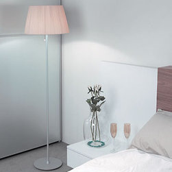 Tusscana 60 Floor Lamp By Modiss Lighting - Tusscana 60 by Modiss is a floor lamp part of the Modiss Tusscana collection.