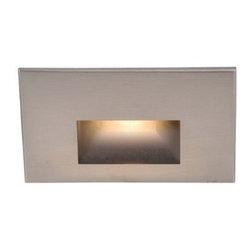 WAC Lighting   LED100 LEDme Step Light -