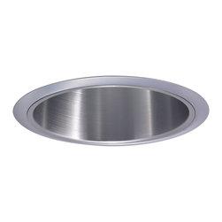 "Nora Lighting - Nora NTA-98 6"" Cone Reflector with Ring, Nta-98nn - 6"" Cone Reflector with Ring"