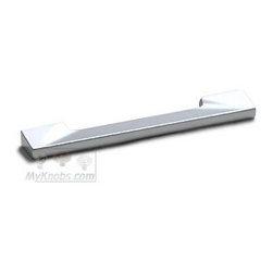 Schaub and Company | 241-M26 | Matte Chrome | Cabinet Hardware -