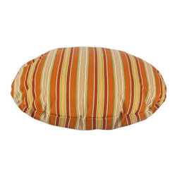 "Getaway Citrus 36"" Round Pet Bed - Getaway Citrus 36"" Round Pet Bed"